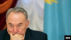 Запад все время критикует президента Н.Назарбаева из-за отсутствия свободной прессы.