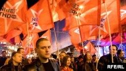 Сергей Удальцов - один из вождей левой оппозиции
