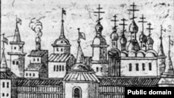 Сембер-Ульяновски шәһәренең тарихи рәсеме