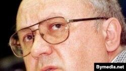 "Президент аналитического центра ""Стратегия"" Леонид Заика"