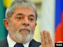 Бывший президент Бразилии Лула да Сильва