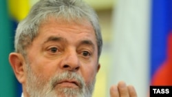 Президент Бразилии Лула да Силва
