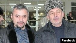 Ризван Ибрагимов (справа)