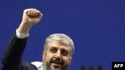 خالد مشعل از رهبران حماس