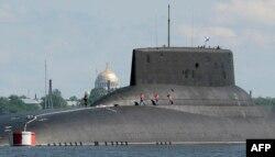 Подводная лодка «Дмитрий Донской»