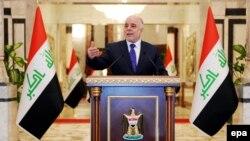 رئيس الوزراء حيدر العبادي
