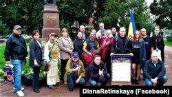Акция 24 августа, Санкт-Петербург