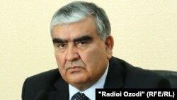Шералӣ Гул, падари Ашраф Гулов
