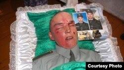 Погибший Руслан Айдарханов. 7 июля 2011 года.