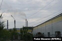 """Завод """"Реметалл-С"""" в Отрадном, Самарская область"""