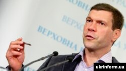Народний депутат Олег Царьов