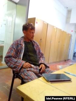 Раис Хабиров в больнице