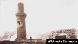 Şah məscidi, 31 mart 1918. Bakı