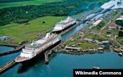 Панамский канал в наши дни
