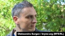 Активист Игорь Мовенко