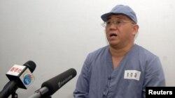 Кеннет Бэй, американский христианский миссионер корейского происхождения - один из узников северокорейского режима