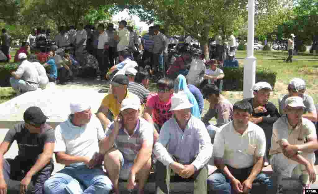 Казахстан. 3 – 7 октября 2011 года #3