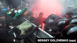 Протесты в Киеве, 1 декабря 2013 года