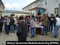 Открытие исламского культурного центра и мечети «Бисмилля» в Северодонецке