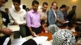 تسجيل الناخبين في كردستان