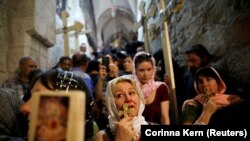Իսրայելի հայերը տոնում են Սուրբ Զատիկը
