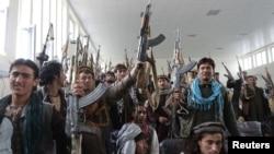 Талибански милитанти - архивска фотографија.