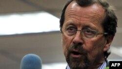 I dërguari i Kombeve të Bashkuara në Irak, Martin Kobler.