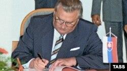 Міхал Ковач (архівне фото)