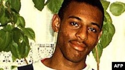 Стивен Лоуренс, убитый на юге Лондона в 1993 году