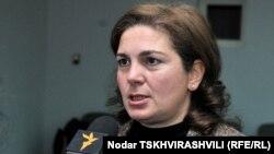 Правозащитница Лия Мухашаврия считает, что глава столицы должен быть примерным, законопослушным гражданином