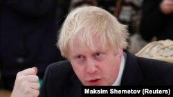 Британський міністр закордонних справ Борис Джонсон