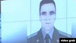 Акси Хайриддин Аҳтамов дар телевизиони давлатии Тоҷикистон намоиш дода шуд