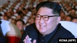 کیم جونگ اون رهبر کوریای شمالی