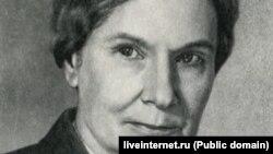 Анна Борисовна Никольская (1889––1977).