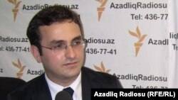 British Council-un proqramlar üzrə meneceri Natiq Hacıyev