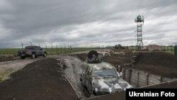 Облаштування російсько-українського кордону в Харківській області, 15 червня 2017 року