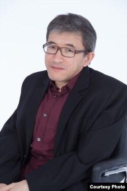 Котормочу, методист Хамид Турсунов.