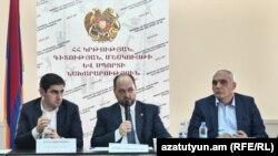 Общественные обсуждения законопроекта «О высшем образовании и науке», Ереван, 4 декабря 2019 г.