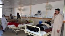 بلوچستان: پر ډاکټرانو د تشدد او د دوایانو کمي خلاف په هسپتالونو کې کاربندیز