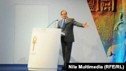 رئيس مصر عبد الفتاح السيسي