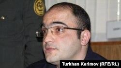Jailed journalist Eynulla Fatullayev