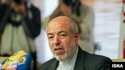 حمید چیتچیان وزیر نیرو