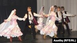 "Самарда ""Түгәрәк уен"" фестивале. 2012 ел"