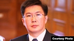 Искандер Бейсембетов, ректор Казахстанско-Британского технического университета.