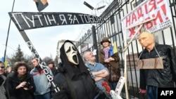 Ілюстраційне фото: під час акції на підтримку Надії Савченко в Києві, 6 березня 2016 року