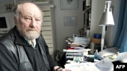 Cartoonist Kurt Westergaard (file photo)