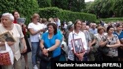"""""""Бессмертный полк"""" в Киеве"""