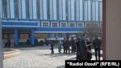 Генеральная прокуратура Таджикистана