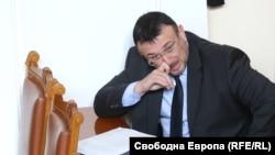 Министърът на вътрешните работи Младен Маринов