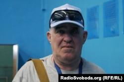 Валерій Фісун, інвалід 2-ї групи, стрільба з луку